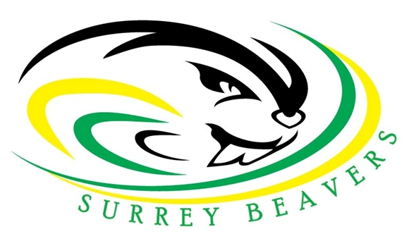 logo surrey beavers league
